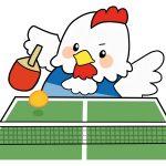世界卓球も全仏テニスも見応えあるね♪