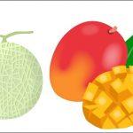 ふるさと納税の返礼品が続々!メロン、マンゴーと美味しい果物が!